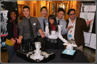 ImagiNations 2012 Finalist Team - Cal Poly Pomona - Disney ImagiNations